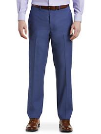 Michael Kors® Solid Flat-Front Suit Pants