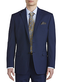 Ralph by Ralph Lauren Comfort Flex Mini Check Suit Jacket – Executive Cut