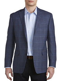 Michael Kors Plaid Wool Sport Coat – Executive Cut