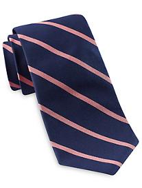 Brooks Brothers® Repeating Thin Stripe Silk Tie