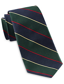 Brooks Brothers® Tri-Color Stripe Tie