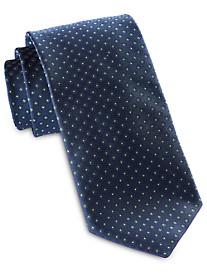 Eton® Small Neat Silk Tie