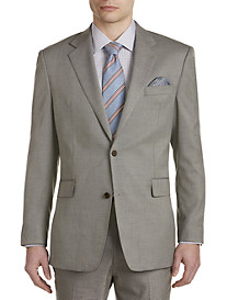 Tallia Orange Birdseye Suit Jacket
