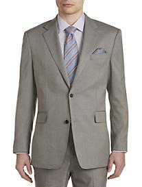 Tallia Orange Birdseye Suit Jacket
