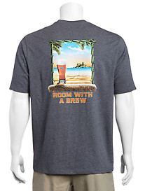 Tommy Bahama® Room With A Brew Graphic Tee