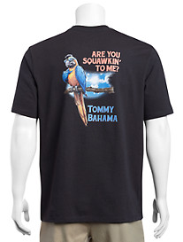Tommy Bahama® Squawkin' To Me Graphic Tee