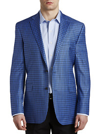 Jack Victor® Check Wool Sport Coat