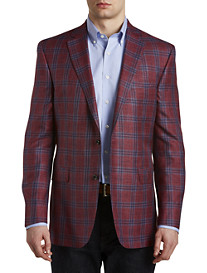 Jack Victor® Seasonal Plaid Sport Coat