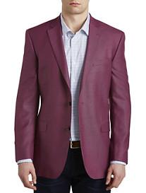 Jack Victor® Textured Solid Wool Sport Coat
