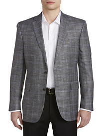 Jack Victor® Patterned Sport Coat – Executive Cut