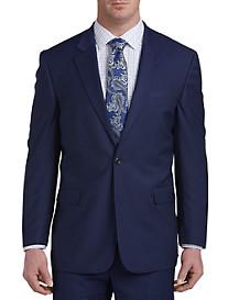 Geoffrey Beene® Mini Check Suit Jacket