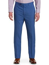 Geoffrey Beene® Solid Flat-Front Suit Pants