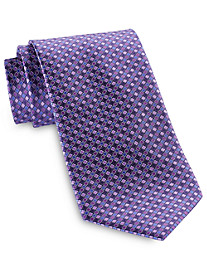 Geoffrey Beene® Micro Square Neat Tie