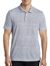 Perry Ellis Patterned Polo