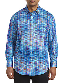 Robert Graham DXL Multi Print Sport Shirt
