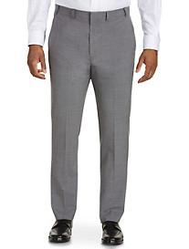 Cole Haan® Grand.ØS Solid Flat-Front Suit Pants
