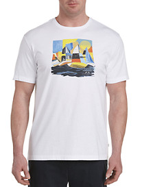Nautica® Sailboat Graphic Tee