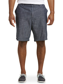 Nautica Chambray Shorts