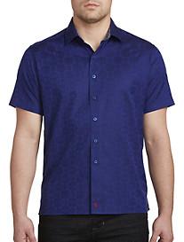 Robert Graham Cullen Squared Sport Shirt