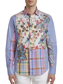 Robert Graham Limited Edition Be Frank Sport Shirt