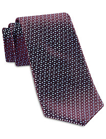 Michael Kors Pindot Diamond Neat Silk Tie