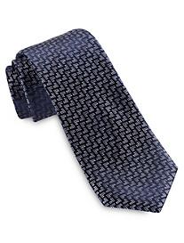 Michael Kors Woodland Neat Silk Tie
