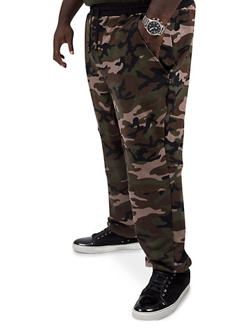 MVP Collections Camo Joggers ( Active Bottoms )