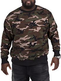 MVP Collections Camo Sweatshirt