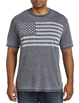 LUCKY AMERICAN FLAG T