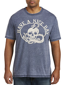 Lucky Brand® Have A Nice Day Tee