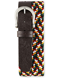 Robert Graham® Stretch Braided Belt