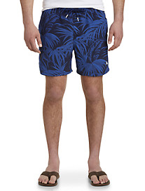 Tommy Bahama Naples Midnight Flora Swim Trunks