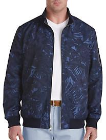 Michael Kors® Floral-Print Bomber Jacket