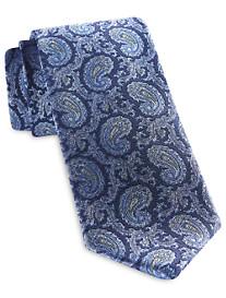 Robert Talbott Swirl Pop Paisley Silk Tie