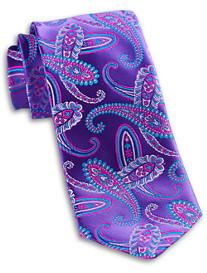 Robert Talbott Best of Class Bright Paisley Silk Tie