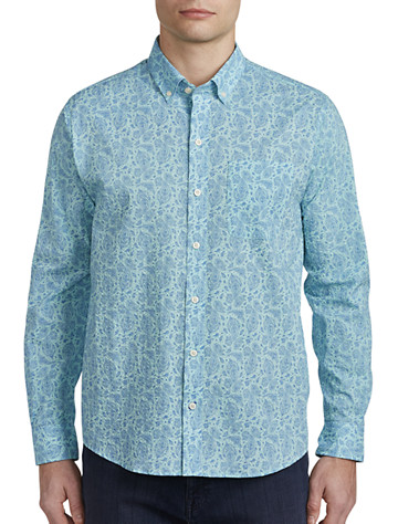 Long Sleeve Pullover Shirts from Destination XL