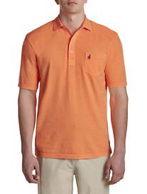 johnnie-O Garment-Dyed Neon Original Polo