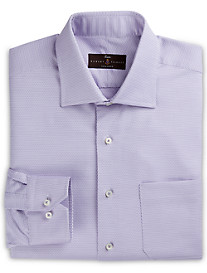 Robert Talbott Micro Diamond Dobby Dress Shirt