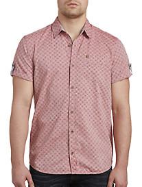 Buffalo David Bitton® Neat Print Sport Shirt