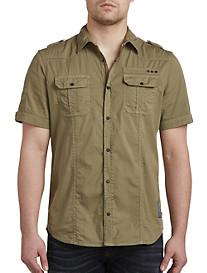 Buffalo David Bitton® Snap-Front Sport Shirt