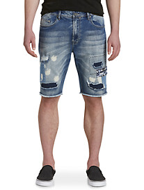 Buffalo David Bitton® Lucas Destructed Shorts