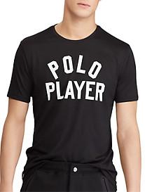 Polo Ralph Lauren® Performance Jersey Graphic T-Shirt