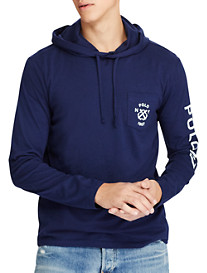 Polo Ralph Lauren® Classic Fit Hooded Graphic Tee