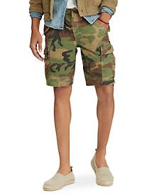 Polo Ralph Lauren® Classic Fit M45 Camo Cargo Shorts