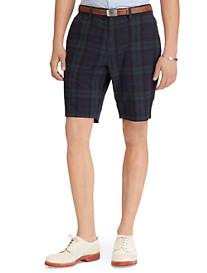 Polo Ralph Lauren Stretch Classic-Fit Tartan Plaid Shorts
