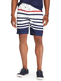 Polo Ralph Lauren® Kailua Americana Stripe Swim Trunks