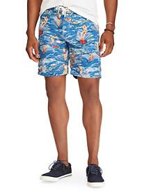 Polo Ralph Lauren Kailua Print Swim Trunks