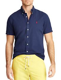 Polo Ralph Lauren Classic Fit Garment-Dyed Twill Sport Shirt