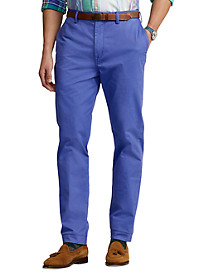 Polo Ralph Lauren® Flat-Front Suffield Stretch Pants
