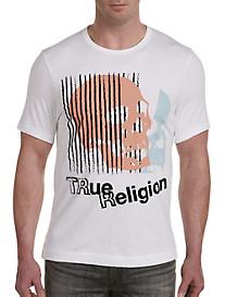 True Religion® Skull Graphic Tee